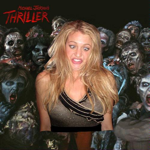 Thriller moment