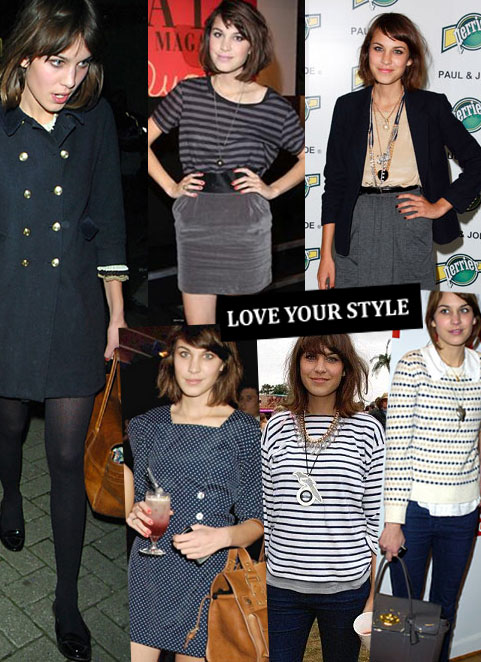Alexa Chung loveyourstyle