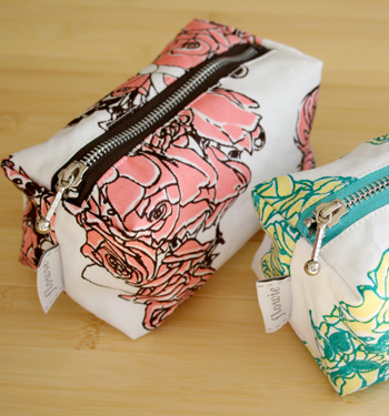 Makeup bag, bouquet SALE