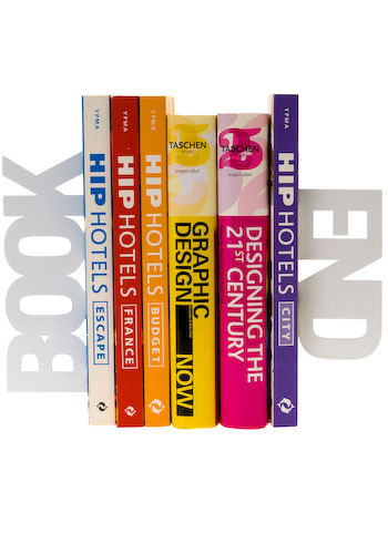 Literal Book Ends $31.99
