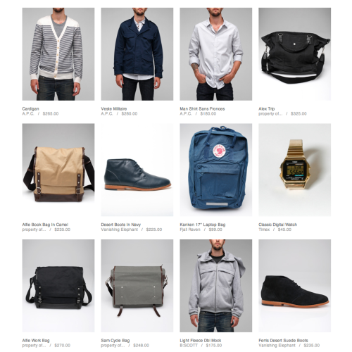 needsupply, men's collection