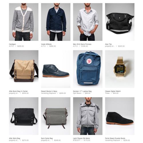needsupply, men's collection